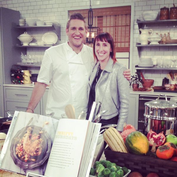 Curtis Stone The Brooks Group Public Relations